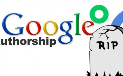 La muerte de Google Authorship y el rel=»author»
